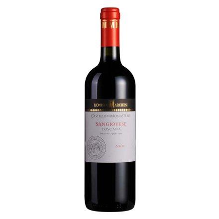 【清仓】意大利卡斯特罗圣祖维斯红葡萄酒