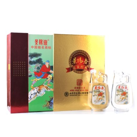 (清仓)46°景阳春富贵经典礼盒