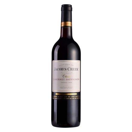 澳大利亚杰卡斯经典系列赤霞珠干红葡萄酒750ml