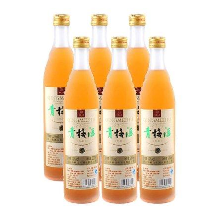 12°青梅酒500ml(6瓶装)