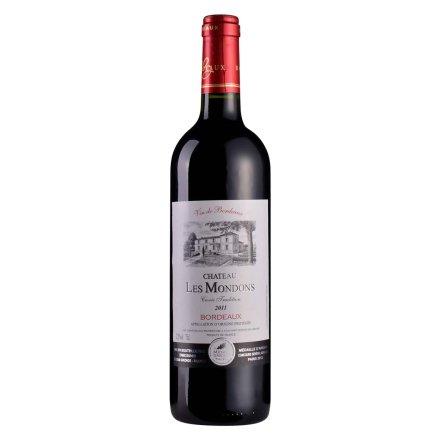 法国圣堡兰帝梦桐斯酒庄葡萄酒750ml