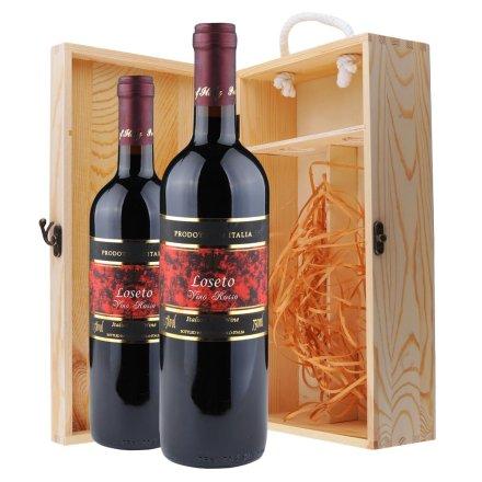 吉利美满红酒红酒礼盒