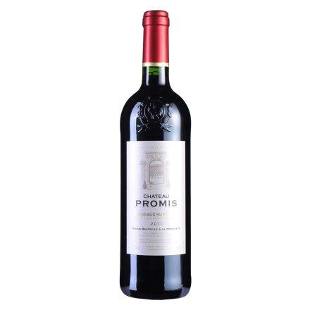 【清仓】法国诺言堡2011干红葡萄酒