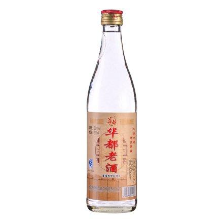 38°华都老酒500ml