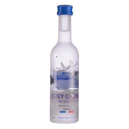 40°grey goose 法国灰雁伏特加酒版50ml