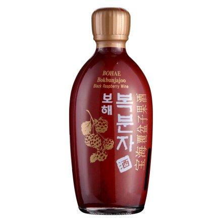 15°韩国宝海覆盆子果酒375ml