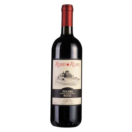 意大利红与红托斯卡纳干红葡萄酒