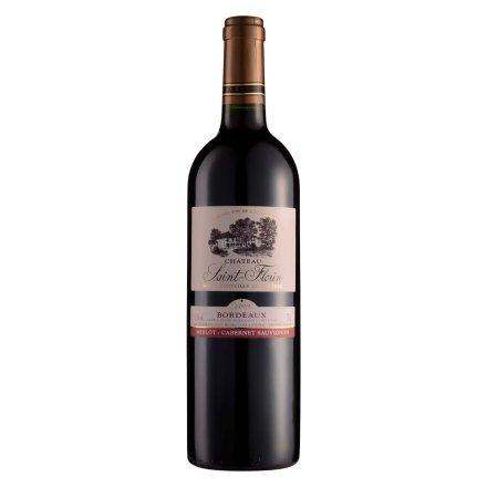 【清仓】法国圣福隆庄园红葡萄酒750ml
