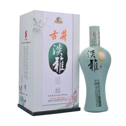(清仓)50°古井贡青花淡雅450ml