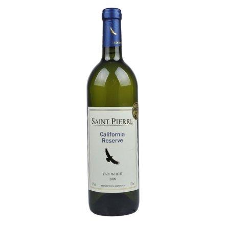 (清仓)圣皮尔加州特酿干白葡萄酒