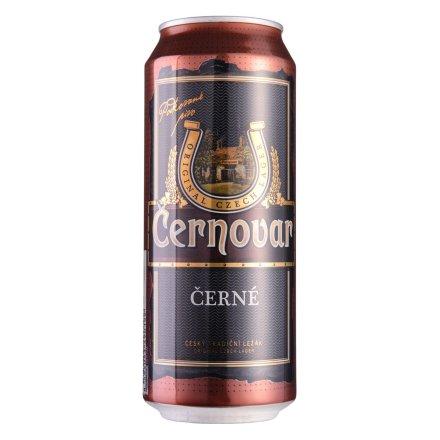 捷克威尔皇家啤酒黑啤500ml