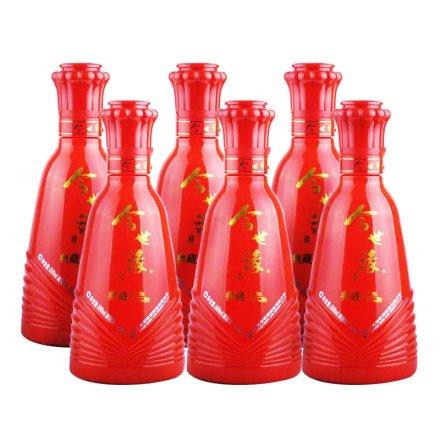 42°典藏10年今世缘500ml(6瓶装)