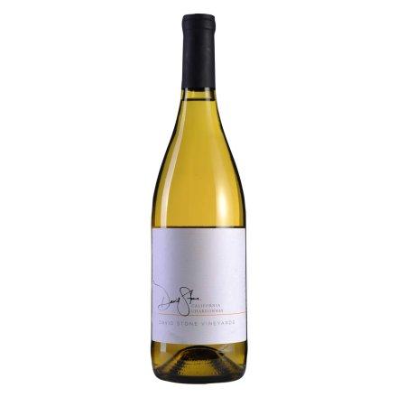 美国大卫斯通加州霞多丽白葡萄酒