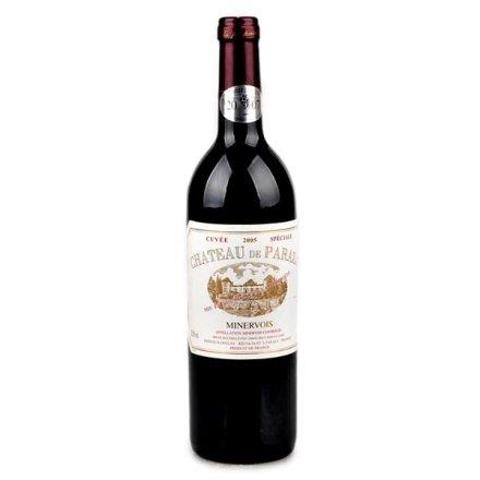 (清仓)法国帕拉萨干红葡萄酒
