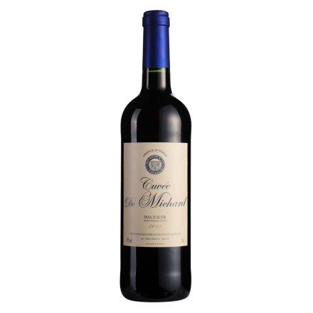 【清仓】法国密莎红葡萄酒750ml