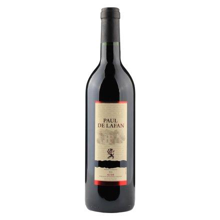【清仓】法国乐风保罗干红葡萄酒