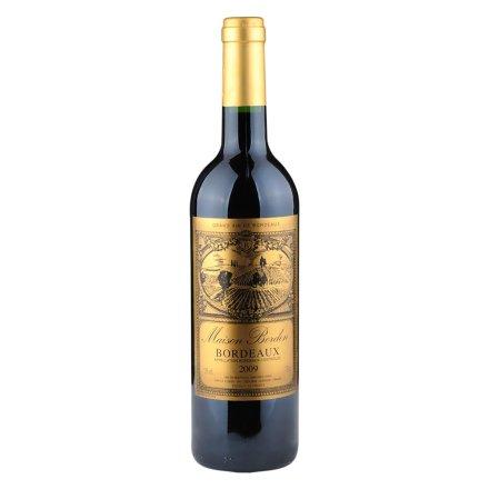 【清仓】法国波顿波尔多红葡萄酒