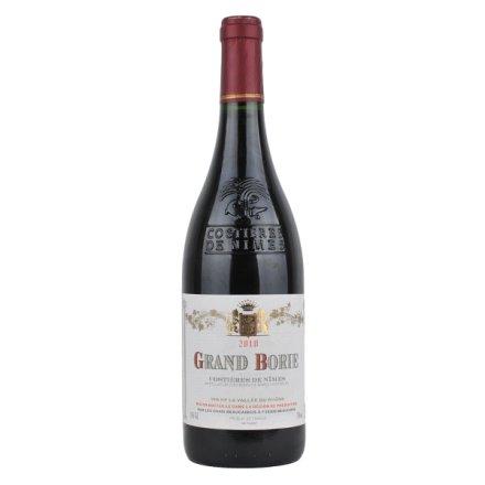 【清仓】法国格朗堡干红葡萄酒