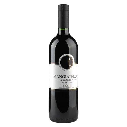 【清仓】意大利巴罗尼普利米提沃干红葡萄酒