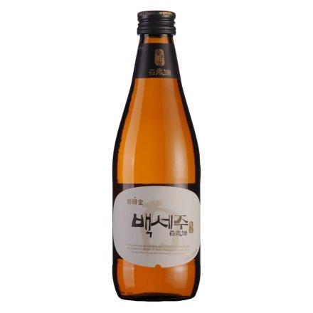 12.5°韩国麹醇堂百岁酒375ml