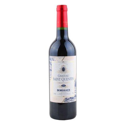 【清仓】法国圣洛克玛奇侯爵堡干红葡萄酒