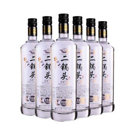 52°牛栏山二锅头特牛700ml(6瓶装)