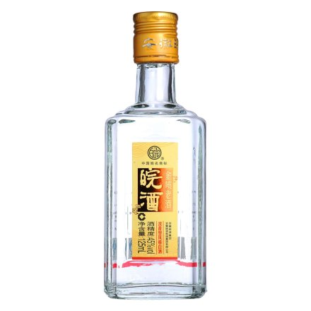 【清仓】45°皖酒金质老酒125ml