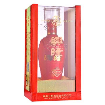 52°五粮液股份公司兴隆酒智胜500ml