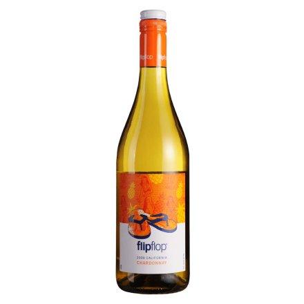 【清仓】美国人字拖霞多丽干白葡萄酒