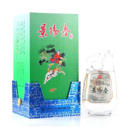 (清仓)46°景阳春玻璃瓶500ml