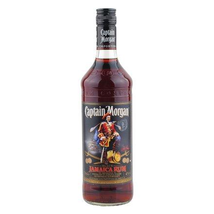 40°英国摩根船长黑牌牙买加朗姆酒700ml
