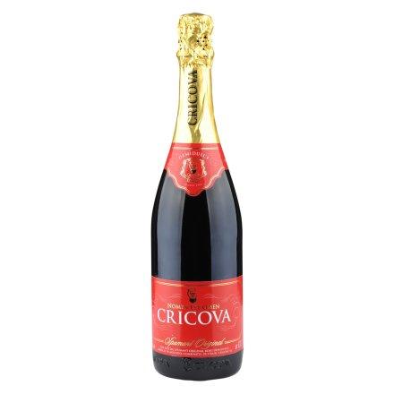 摩尔多瓦女神半甜红起泡葡萄酒750ml