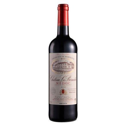 法国伯纳德庄园干红葡萄酒(银标)750ml