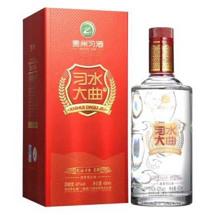 42°红运习水老牌450ml