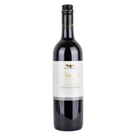 (清仓)澳大利亚禾富酒园总统特选南澳加本力苏维翁干红葡萄酒