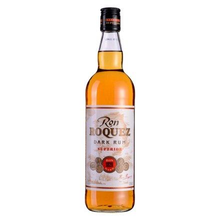 37.5°法国沃克黑朗姆酒700ml