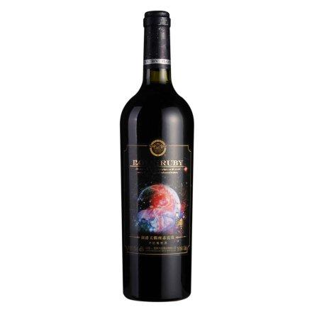 中国澜爵天蝎座赤霞珠干红葡萄酒