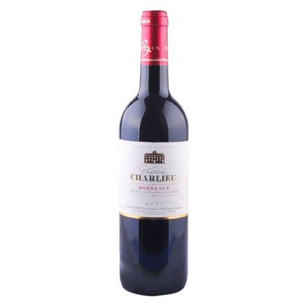 【清仓】法国船王古堡干红葡萄酒