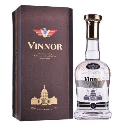 52°美国威诺(Vinnor)白酒尊贵级700ml