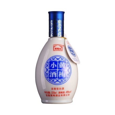 45°黄梅小酒225ml