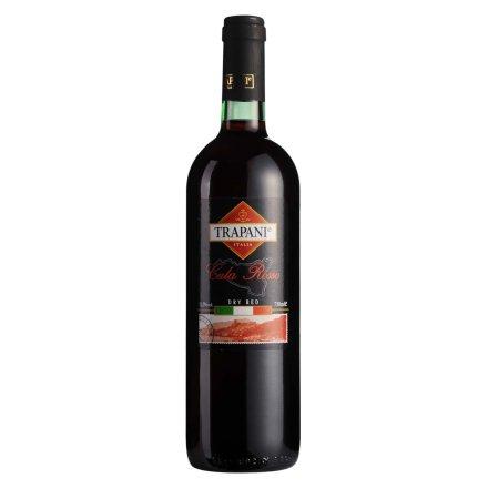 意大利特拉帕尼干红葡萄酒750ml
