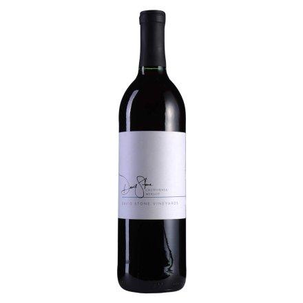 【清仓】美国大卫斯通加州梅洛红葡萄酒