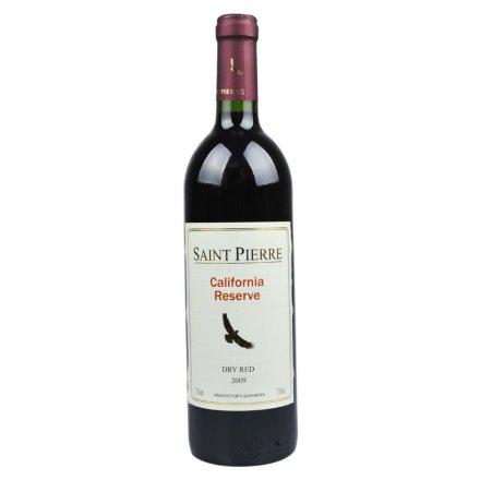 (清仓)圣皮尔加州特酿干红葡萄酒