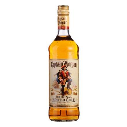35°英国摩根船长原创金牌调味朗姆酒700ml