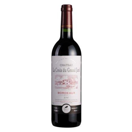 【清仓】法国十字庄园城堡红葡萄酒750ml