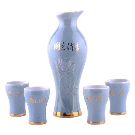 宝丰国色清香酒具