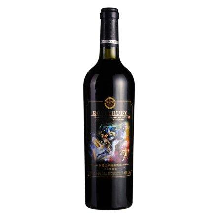 【清仓】中国澜爵天秤座赤霞珠干红葡萄酒