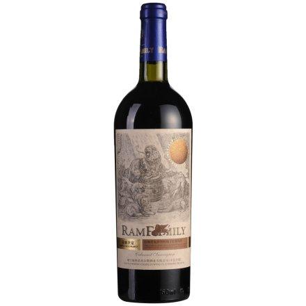 拉姆世家酒堡特级干红葡萄酒750ml