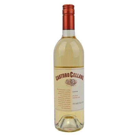 美国海狸庄园富美宝白葡萄酒