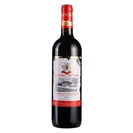 【清仓】法国丹柠伯爵波尔多优质干红葡萄酒